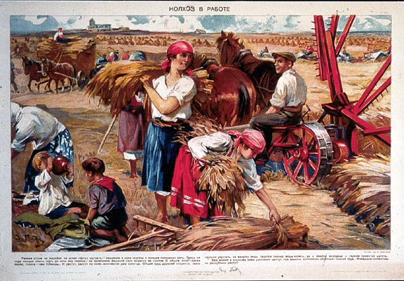 agricultural revolutions